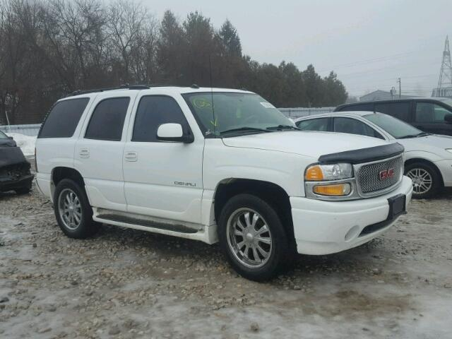 2005 Gmc Denali >> 2005 Gmc Yukon Denali For Sale Ny Rochester Salvage