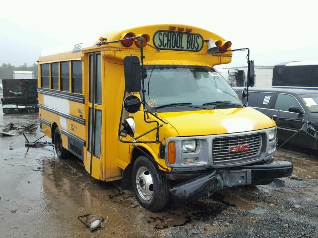 Gmc Dealers Long Island >> 1999 GMC SAVANA CUTAWAY G3500 For Sale | NY - LONG ISLAND | Wed. Feb 14, 2018 - Salvage Cars ...