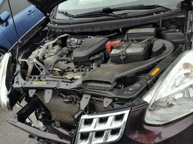 2012 Nissan Rogue S 2.5L