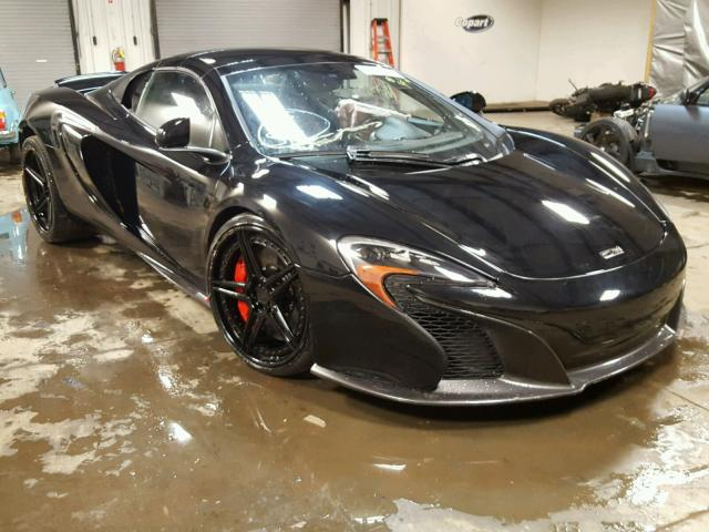 2015 MCLAREN AUTOMOTIVE 650S SPIDE