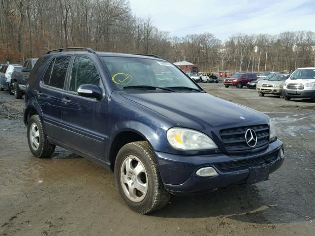 2002 MERCEDES-BENZ ML 320 3.2L