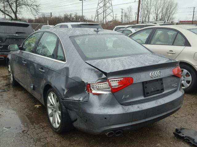 Auto Auction Ended On Vin Wauffafl2dn015525 2013 Audi A4 In Pa