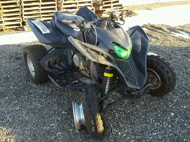 Auto Auction Ended on VIN: JH2TE36098K008466 2008 HONDA TRX 700 XX ...