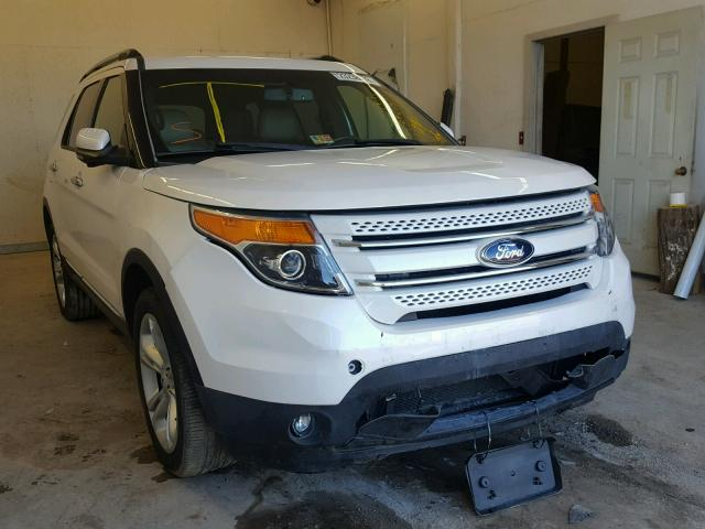 2013 ford explorer limited for sale tn knoxville salvage cars copart usa. Black Bedroom Furniture Sets. Home Design Ideas