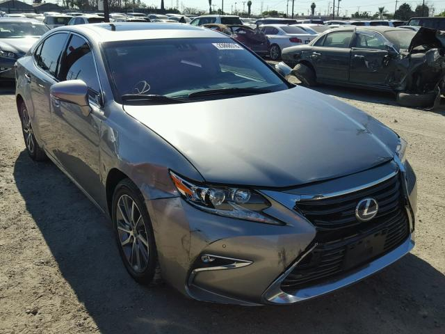 2016 lexus es 300h for sale ca los angeles salvage cars copart usa. Black Bedroom Furniture Sets. Home Design Ideas