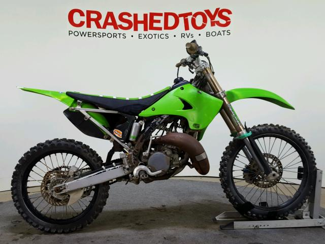 2003 Kawasaki KX125 M for sale in Dallas, TX