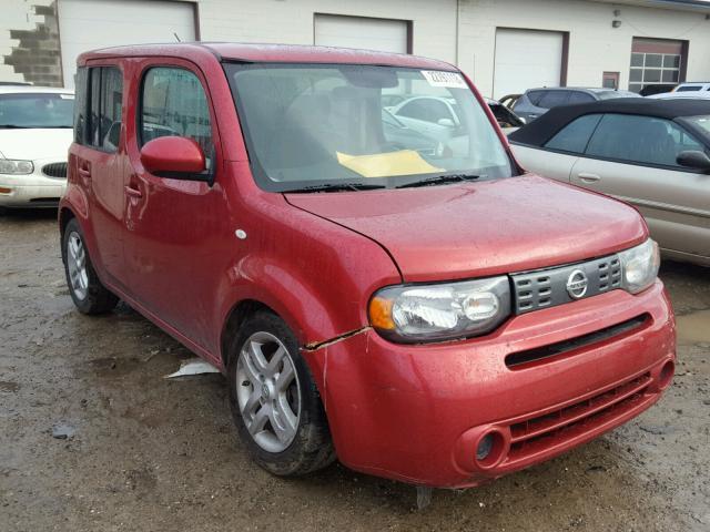 Auto Auction Ended On Vin Jn8az28r69t126629 2009 Nissan Cube Base