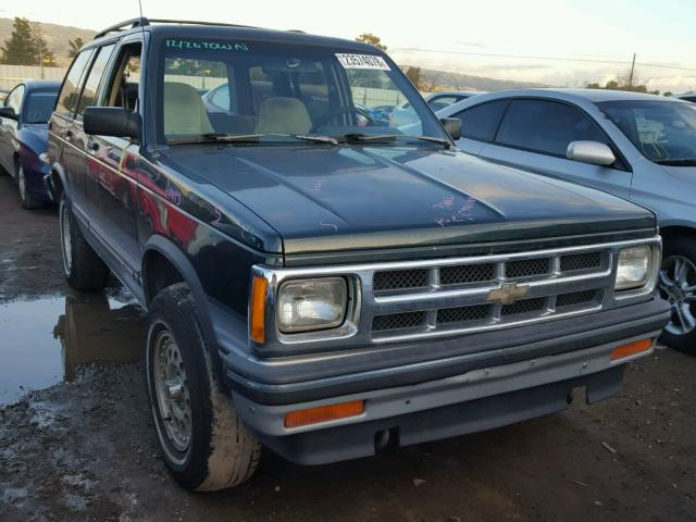 Auto Auction Ended on VIN: 1GNDT13W8R2104548 1994 Chevrolet Blazer