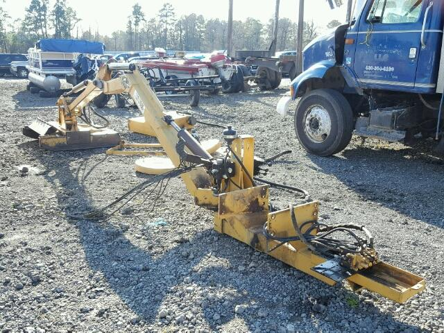 2000 HYDR BOOMCUTTER