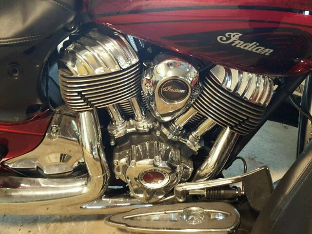 2017 INDIAN MOTORCYCLE CO. CHIEFTAIN 2