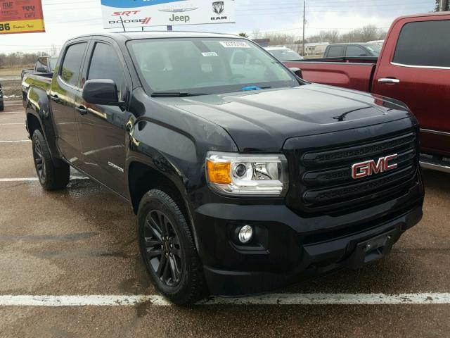 2017 gmc canyon sle for sale tx houston salvage cars copart usa. Black Bedroom Furniture Sets. Home Design Ideas