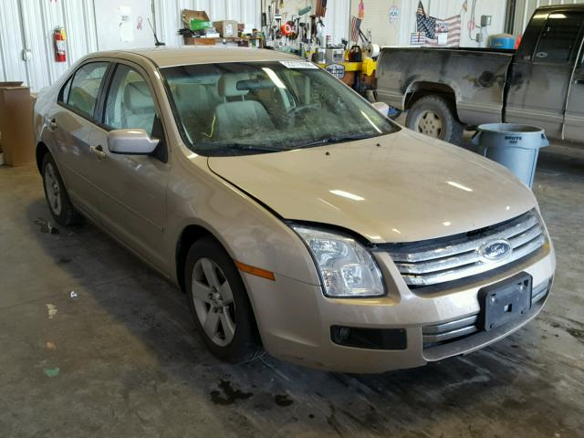2007 Ford Fusion Se Photos Mo Springfield Salvage Car Auction