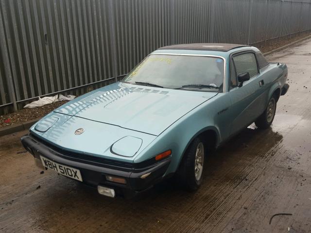 1981 Triumph Tr7 For Sale At Copart Uk Salvage Car Auctions