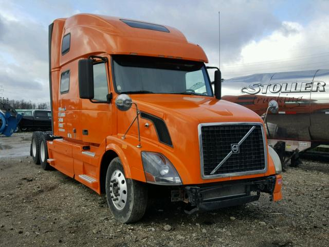 2010 volvo vn vnl for sale oh columbus salvage cars. Black Bedroom Furniture Sets. Home Design Ideas