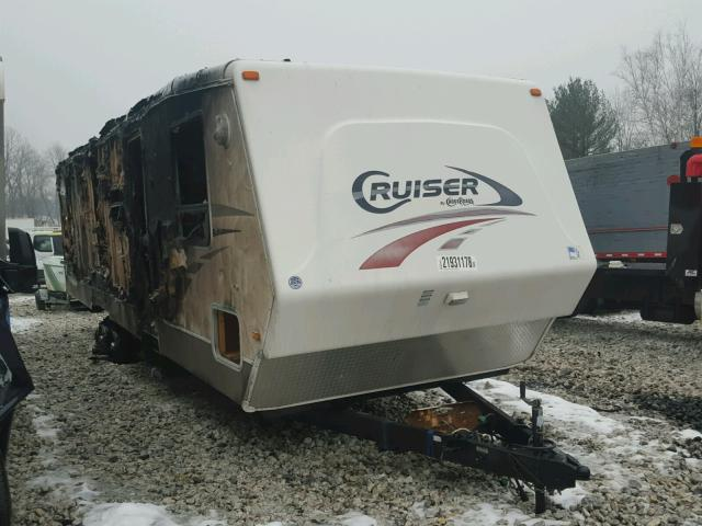 2006 Crossroads Travel Trailer for sale in West Warren, MA
