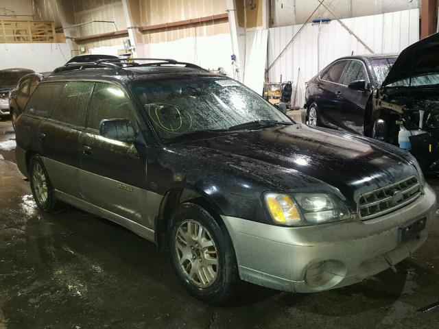 2001 subaru legacy outback h6 3 0 ll bean for sale ak. Black Bedroom Furniture Sets. Home Design Ideas