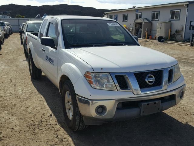 1n6ad06u89c420181 2009 White Nissan Frontier K On Sale In Hi