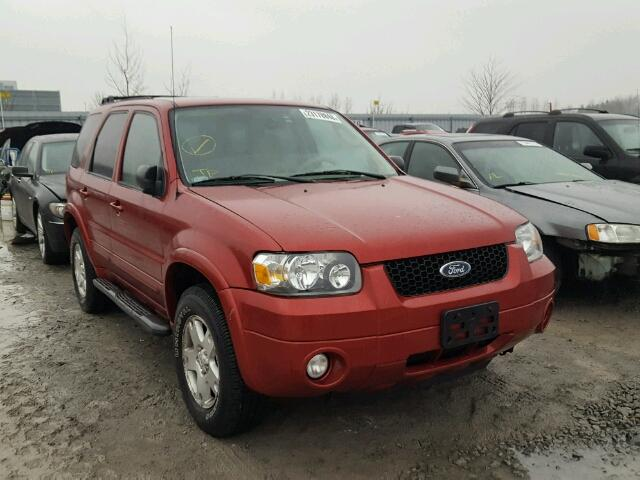 2007 FORD ESCAPE LIM 3.0L