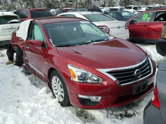 1N4AL3AP5FC474239 | 2015 RED NISSAN ALTIMA 2.5 on Sale in NY ...