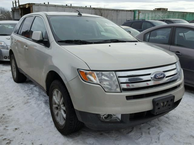 2007 ford edge sel for sale mn minneapolis salvage cars copart usa. Black Bedroom Furniture Sets. Home Design Ideas