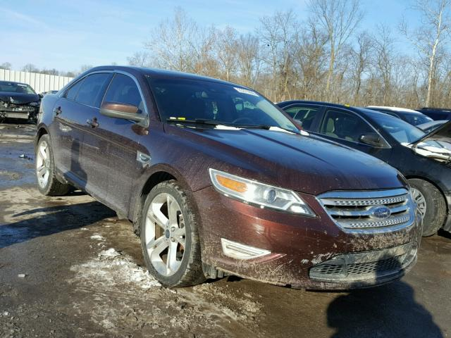 2010 ford taurus sho for sale pa pittsburgh north salvage cars copart usa. Black Bedroom Furniture Sets. Home Design Ideas