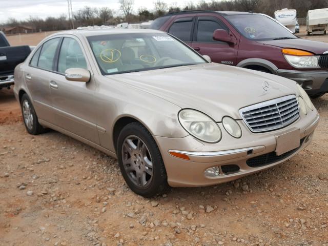 2003 mercedes benz e 320 for sale ok oklahoma city for Mercedes benz okc service