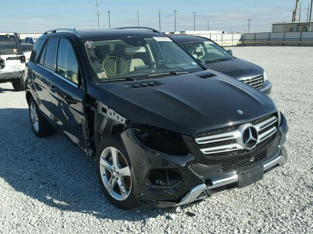 2016 MERCEDES-BENZ GLE 350 3.5L
