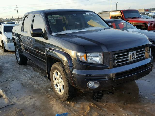2006 honda ridgeline rtl for sale in indianapolis salvage cars copart usa. Black Bedroom Furniture Sets. Home Design Ideas