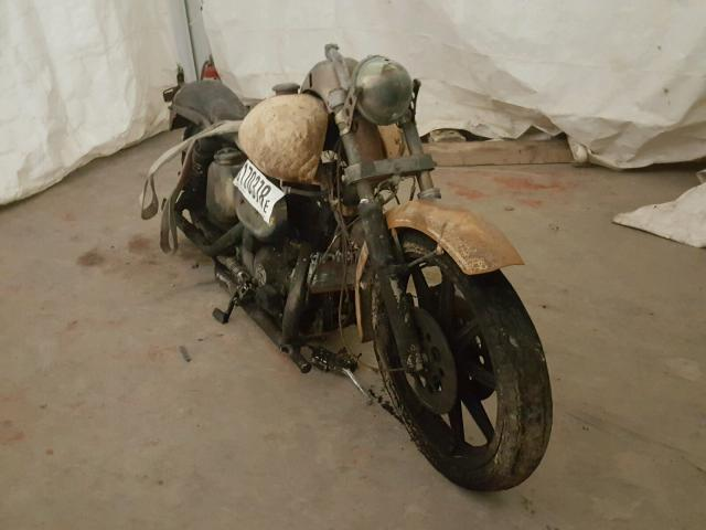 1976 HARLEY-DAVIDSON XLH1000