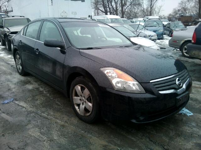 1n4al21ex7n459301 2007 Black Nissan Altima 25 On Sale In Ny