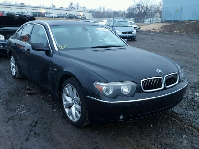 BMW LI For Sale PA PHILADELPHIA Salvage Cars - 745 bmw li