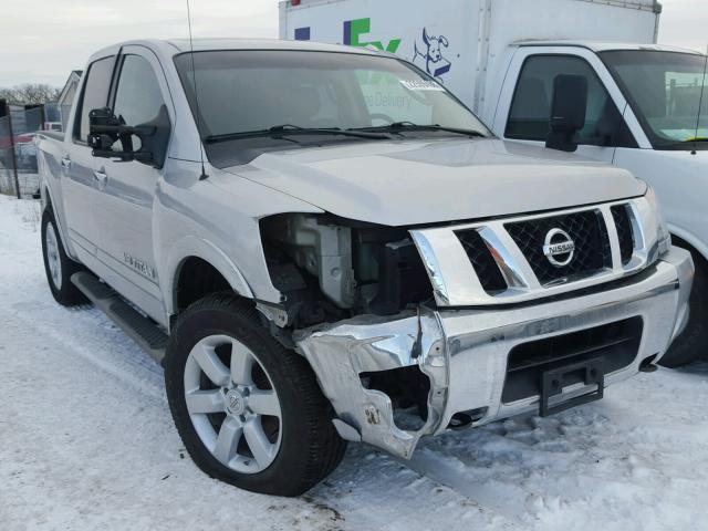 2009 Nissan Titan Xe For Sale Mn Minneapolis Salvage