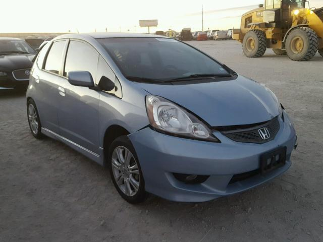 2009 honda fit sport for sale tx ft worth salvage for Honda fit enter code