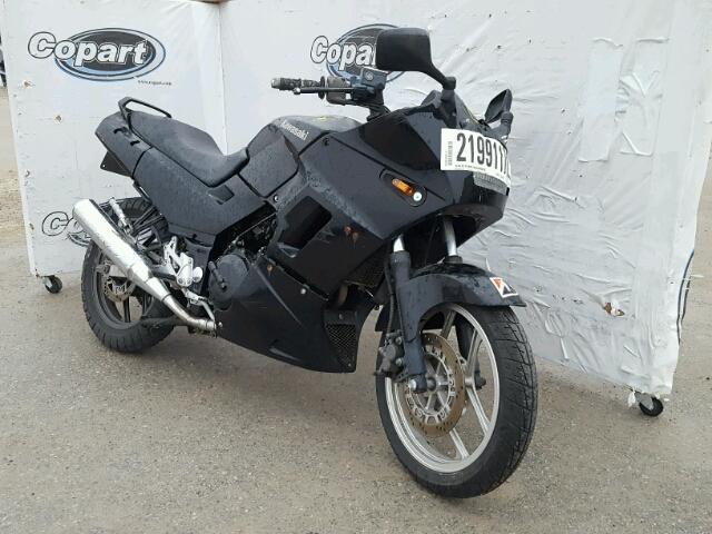 2007 KAWASAKI EX250 F 2