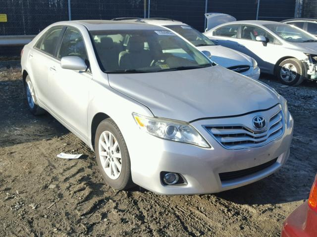 2010 TOYOTA CAMRY BASE 2.5L