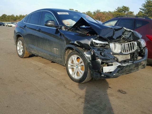 2016 BMW X4 XDRIVE2