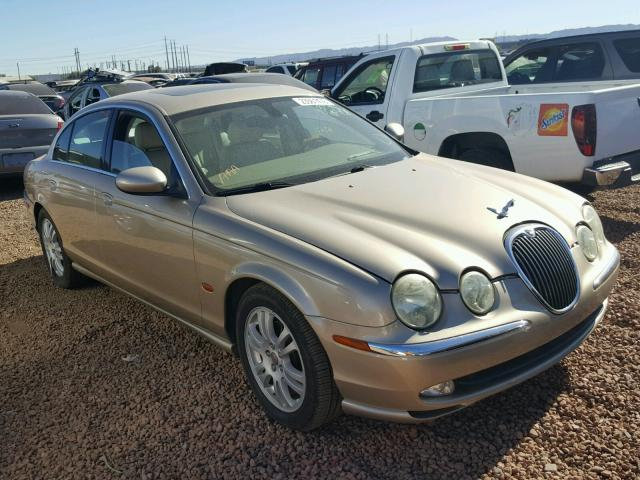 2004 jaguar s type 4 2 for sale az phoenix salvage. Black Bedroom Furniture Sets. Home Design Ideas