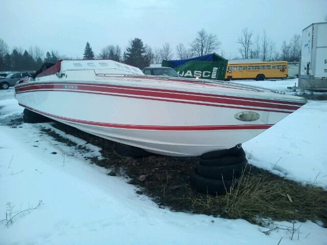 Salvage 1987 Wells Cargo MARINE LOT for sale