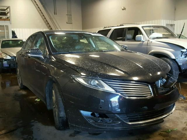 Auto Auction Ended On Vin 3ln6l2jk8dr800107 2013 Lincoln Mkz In Mn