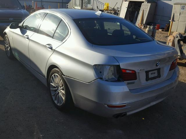 2015 BMW 5 series | Vin: WBA5A7C50FD626357