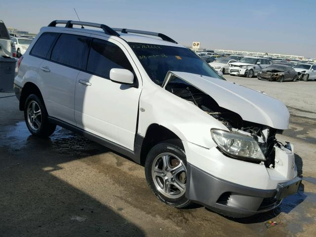 2007 MITSUBISHI OUTLANDER sale at Copart Middle East