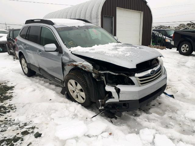 Auto Auction Ended On Vin 4s4brgbc7c3205327 2012 Subaru Outback 2
