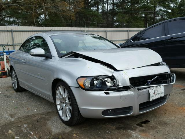 2008 volvo c70 t5 for sale al mobile salvage cars copart usa. Black Bedroom Furniture Sets. Home Design Ideas
