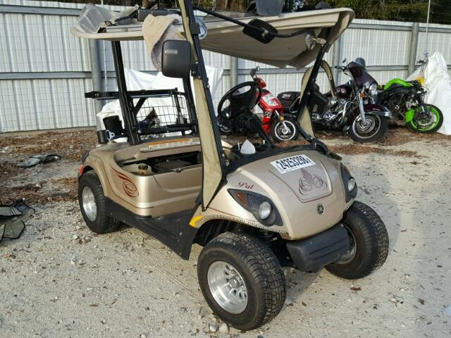 2008 yamaha golf cart for sale fl ocala salvage cars for Yamaha golf cart dealers in florida
