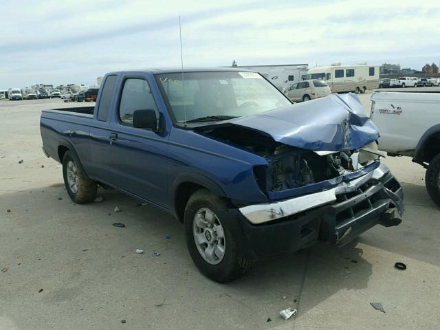 1999 nissan frontier king cab xe for sale la new orleans salvage cars copart usa. Black Bedroom Furniture Sets. Home Design Ideas