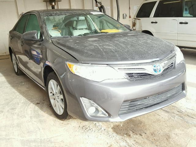 2013 toyota camry hybrid for sale tn knoxville salvage cars copart usa. Black Bedroom Furniture Sets. Home Design Ideas