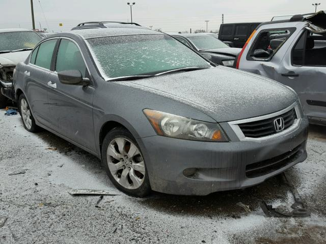 2008 HONDA ACCORD EXL 3.5L
