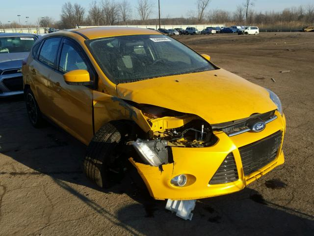 Auto Auction Ended On Vin 1fahp3k28cl150798 2012 Ford Focus Se In
