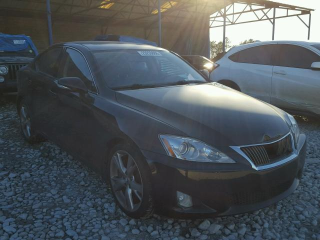 Auto Auction Ended On Vin Jthbe262895022387 2009 Lexus Is 350 In Ga