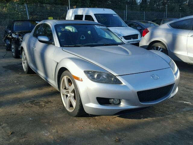 2004 mazda rx8 for sale nc china grove salvage cars. Black Bedroom Furniture Sets. Home Design Ideas